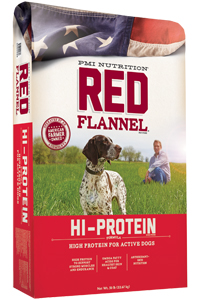 Red flannel hi-protein